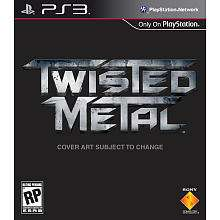 Twisted Metal for Sony PS3   PlayStation
