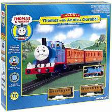 Bachmann   Deluxe Thomas & Friends Electric Train Set   Thomas the