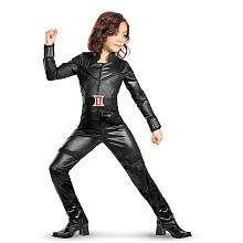 The Avengers Black Widow Deluxe Halloween Costume   Toddler Size