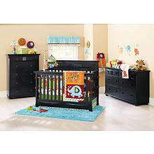 Line Animal Parade 9 Piece Crib Bedding Set   Kids Line   BabiesRUs