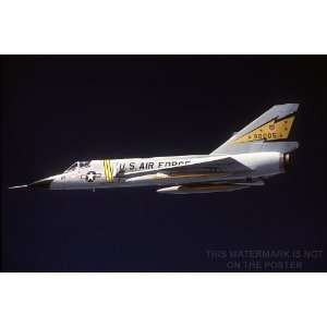 F 106 Delta Dart   24x36 Poster (p1): Everything Else