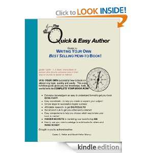 Best Selling How To Book! (Become An Author In As Few As 8 Short Weeks