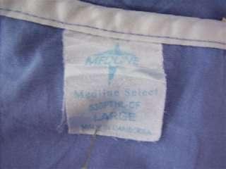 Medical Dental Scrubs Lot of 11 SOLID Outfits Sets Size L LRG LARGE