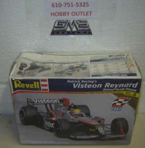 REVELL Model Kit 85  2326 Scott Pruett VISTEON 1/25 GMS CUSTOMS HOBBY