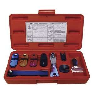 Advanced Tool Design Model ATD 3400 8 Piece Disconnect Set in Blow