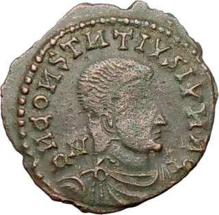 Roman Caesar CELTIC BARBAROUS ISSUE GAUL BRITAIN Ancient Coin