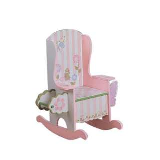 New Childrens Wooden Potty Chair Converts to Rocker