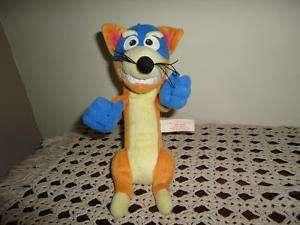 Dora Explorer TALKING SWIPER FOX Plush Fisher Price