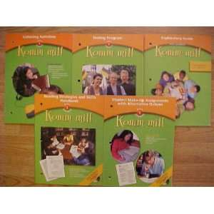 Komm Mit Resource Books / Listening Activities / Testing Program