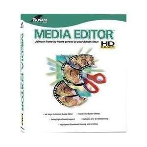Tsunami Mpeg Media Editor Software
