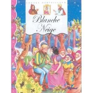 Blanche Neige et les sept nains (9782906987821): Grimm