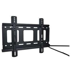 23   37 Plasma/LCD TV Wall Mount Bracket (Black