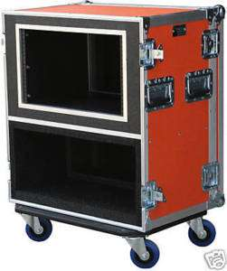 SAFE CASE FOR Mesa Boogie Mark V Head / 6 SPACE RACK