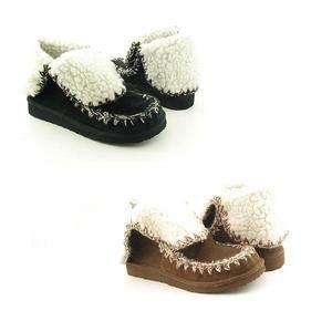 MIA Snowstorm Boots Snow Shoes Black Womens SZ