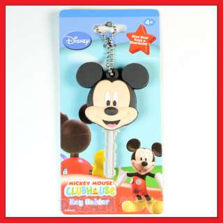 Disney Mickey Mouse Key Holder   Standard Key Cap Chain
