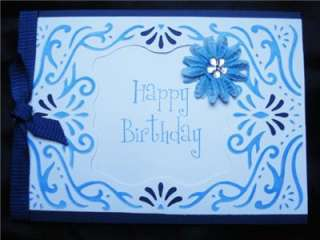 This is for one Happy Birthday card and matching envelope.