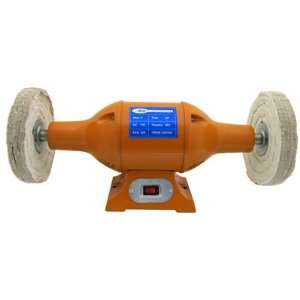 Long Shaft Buffer Polisher Grinding Wheel Work Bench Buffing Wheel