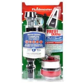 Fluidmaster Water Saving Complete Toilet Repair Kit
