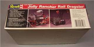Revell Lori Johns Jolly Rancher Top Fuel Dragster F/S