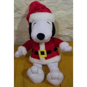Peanuts Snoopy Christmas 15 Plush (Hallmark Exclusive) Toys & Games