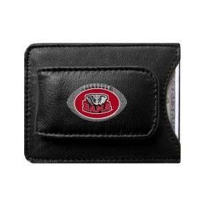 Alabama Crimson Tide Football Credit Card/Money Clip