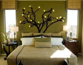 Vinyl Wall Art Decal Sticker Blossom Tree Big 6ft tall