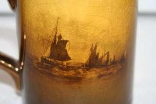 Vintage RIDGWAY ROYAL VISTAS WARE English Ceramic Mug