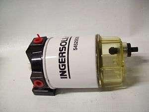 Ingersoll Rand Diesel Fuel Filter Water Separator 54525530