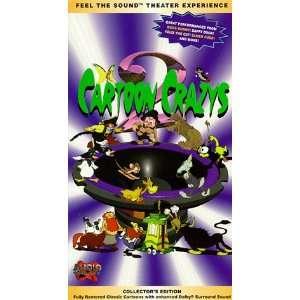 Cartoon Crazys 2 [VHS]: Cartoon Crazys 2: Movies & TV