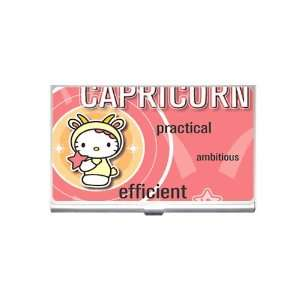 hello kitty Capricorn Business Card Holder Everything