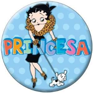 Betty Boop Princesa Button 81508 [Toy] Toys & Games