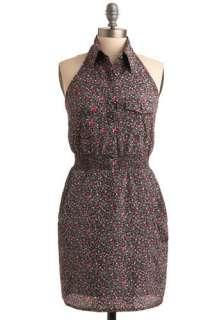 Urban Florist Dress   Grey, Multi, Red, Pink, Black, White, Floral
