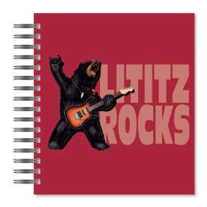 Bear Rocks Picture Photo Album, 18 Pages, Holds 72 Photos