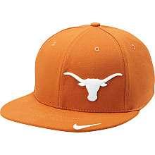 Nike Texas Longhorns 643 Sideline Swoosh Flex Hat