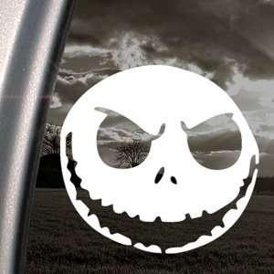 Nightmare Before Christmas Decal JACK SKELLINGTON: Automotive