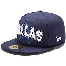 Youth New Era Dallas Cowboys Draft 59FIFTY®Structured Fitted Hat