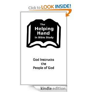 God Instructs The People of God (Helping Hand) Seventh Day Baptist