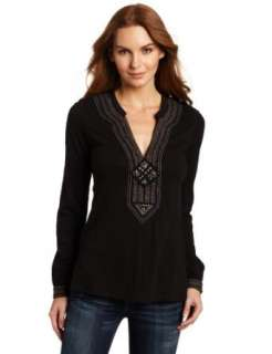 Lucky Brand Womens Jade Top Clothing