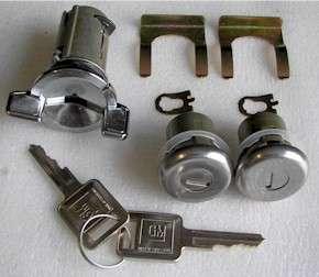 73 78 Chevy GMC Truck Door Ignition Locks&Key