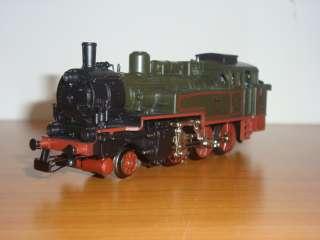 Märklin H0 3103 Tenderlok Typ T12 grün/schwarz Dampflok mit OVP