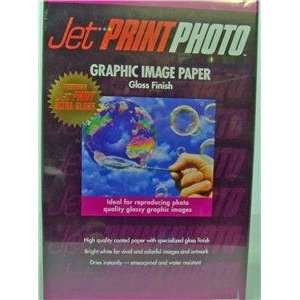 com Jet Print Photo Graphic Image Paper Ultra Gloss Office Products