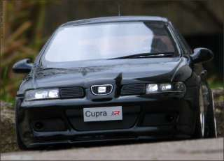 18 Tuning Seat Leon Cupra R   Sonder Lack + Echt Alu PVC Felgen