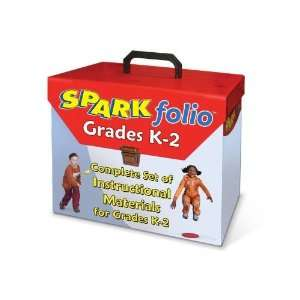 Physical Education SPARKFOLIO Instructional Materials: Office Products