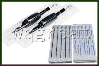 New Technologic Incise Tattoo Machine Guns Kit power ink needles tip
