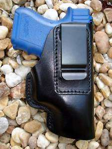 LEATHER IWB ITP GUN HOLSTER 4 CZ 75 COMPACT & 2075 RAMI