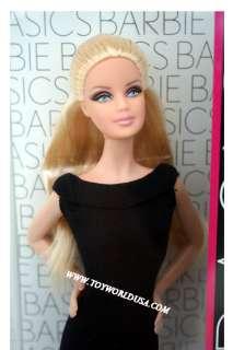 Barbie Basics~LITTLE BLACK DRESS Collection #01 Doll