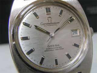 Vintage 1969 70s OMEGA Automatic watch [Constellation] Chronometer