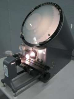 MicroVu 500HP 12 Optical Comparator