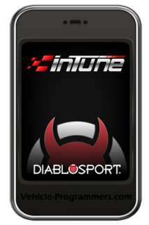 INTUNE COLOR TOUCH SCREEN VEHICLE PROGRAMMER & TUNER I 1000