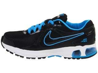 Nike Womens Black/Blue/White Air Max Run Lite +2 Sizes 7.5, 8.5